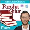Rabbi Rosner on Parsha artwork