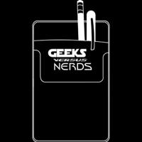 Geeks Versus Nerds podcast