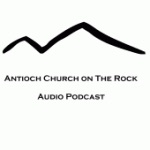 Antioch Church on The Rock