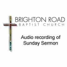 BRBC Sermons