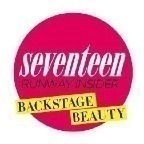 Seventeen Runway Insider: Backstage Beauty