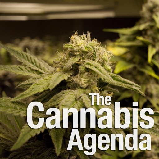 Cover image of The Cannabis Agenda Podcast