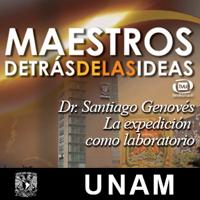 Dr. Santiago Genovés. La expedición como laboratorio podcast