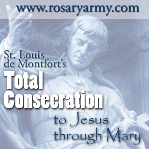 Total Consecration to Jesus