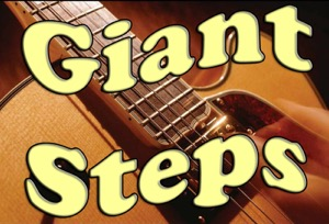 Giant Steps Jazz Guitar Podcast – Tony Greaves