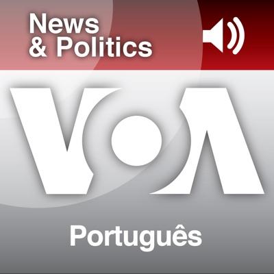 Angola Fala Só - Voz da América. Subscreva o serviço de Podcast da Voz da América:VOA