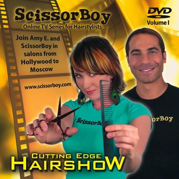 ScissorBoy : The Cutting Edge Hair Show