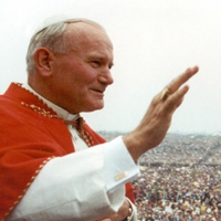 Pope John Paul II: His Life and Thought podcast