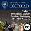 English Graduate Conference 2012 artwork