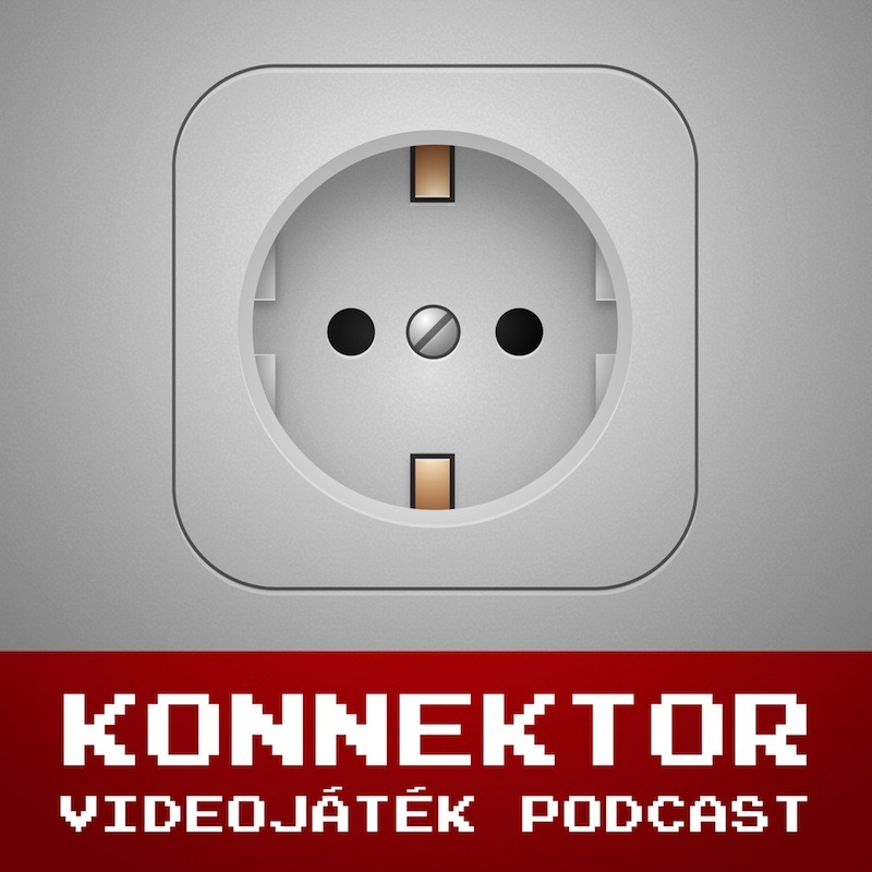 konnektor, a magyar videójáték podcast