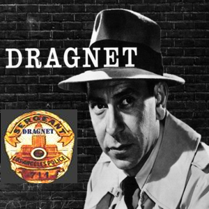 Cover image of Dragnet