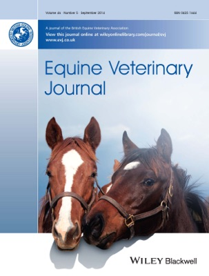 Equine Veterinary Journal Podcasts:John Wiley & Sons