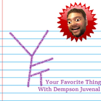 Your Favorite Thing podcast