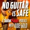No Guitar Is Safe artwork