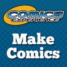 Comics Experience Make Comics Podcast