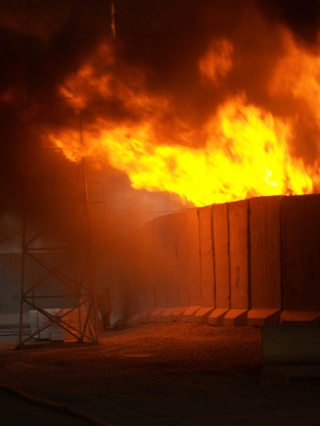 Managing Fires Radio