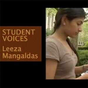 Leeza Mangaldas - Living Peace