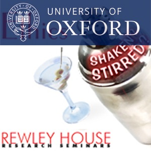 Rewley House Research Seminars