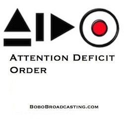 Attention Deficit Order