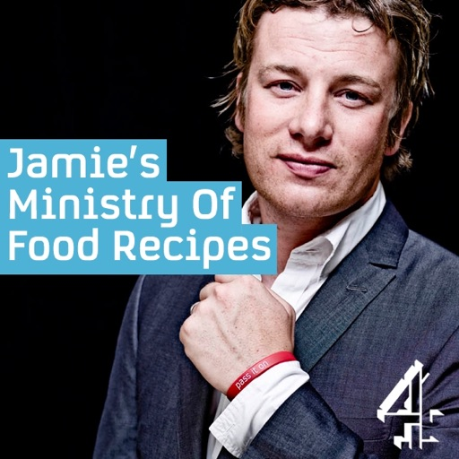 Cover image of Jamie's Ministry of Food Recipes