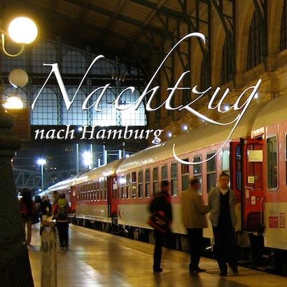 Nachtzug nach Hamburg