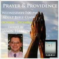 2013-4th Prayer and Providence - ipad podcast