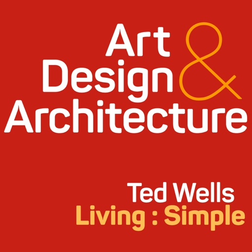 Cover image of Ted Wells living : simple