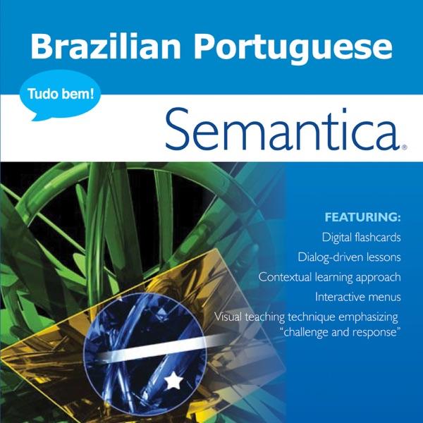 Brazilian Portuguese Podcast, by Semantica