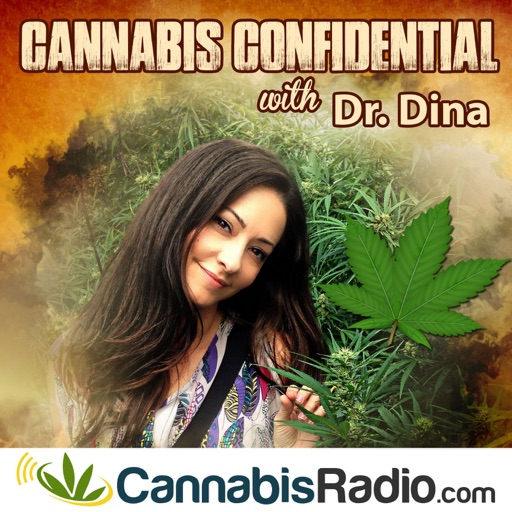 Cover image of Cannabis Confidential with Dr Dina