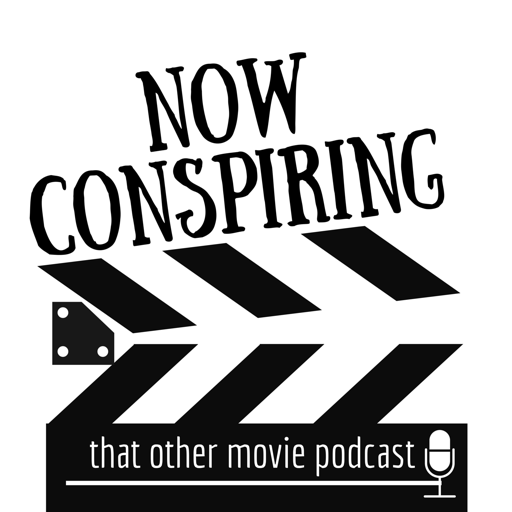 Cover image of Now Conspiring