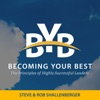Becoming Your Best | The Principles of Highly Successful Leaders artwork