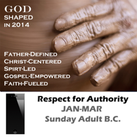 2014 1st Qt Respect for Authority - iph podcast