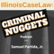 Criminal Nuggets A Criminal Law Podcast