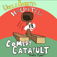 Haunted Comedy Catapult podcast