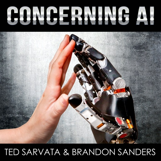 Cover image of Concerning AI | Existential Risk From Artificial Intelligence