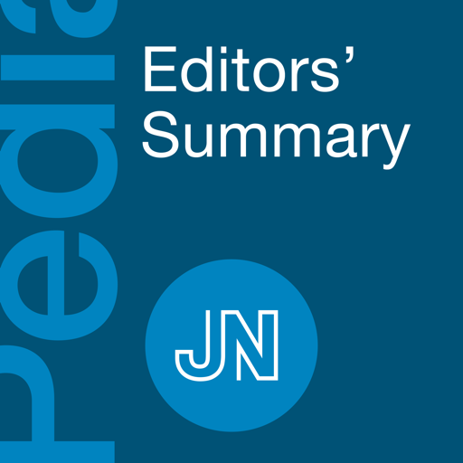 Cover image of JAMA Pediatrics Editors' Summary: On research in medicine, science, and clinical practice related to children's health and