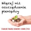 Więcej niż oszczędzanie pieniędzy (WNOP): Finanse osobiste | Zarabianie | Inwestowanie | Przedsiębiorczość - Michał Szafrański