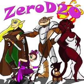 ZeroD20 Fracturia - Dungeons & Dragons 5E Actual Play on Apple Podcasts