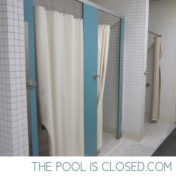 AUDIO – THE POOL IS CLOSED