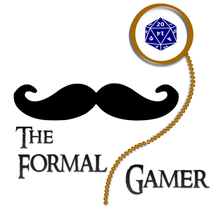 Cover image of The Formal Gamer : A Dungeons and Dragons Podcast
