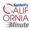 Spidell's California Minute artwork