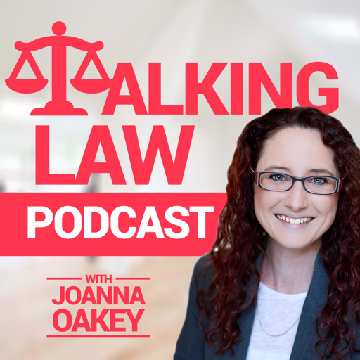 Cover image of Talking Law
