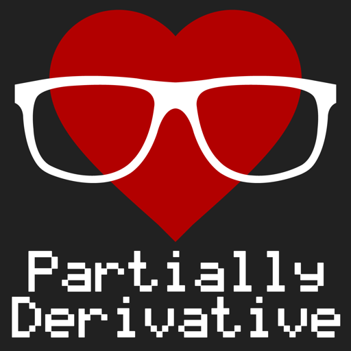 Cover image of Partially Derivative