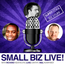 Small Biz Live - Biz Issues For Biz Owners: Ep11 - Goodbye Yellow