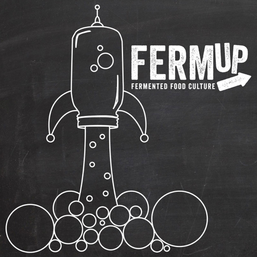 Best Food Podcasts - FermUp - The Fermented Food Podcast Episodes