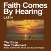 Latin (Neo Vulgata) Biblium - Latin Bible (Dramatized)