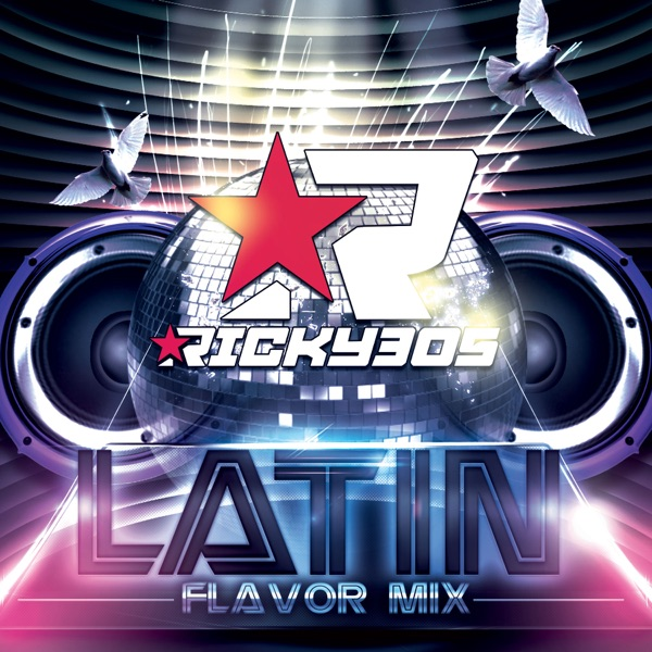 Latin Flavor Mix Collection - Ricky 305