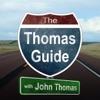 The Thomas Guide with John Thomas artwork