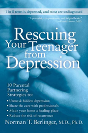 Rescuing Your Teenager from Depression book