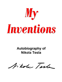 My Inventions book